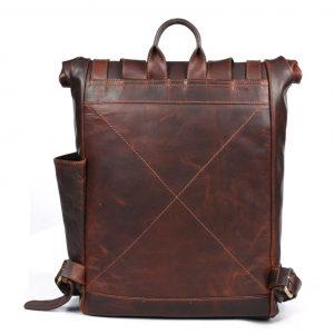 piękny plecak ze skóry dla każdego