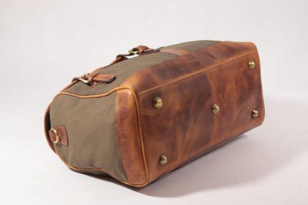 Solidna torba skórzana Premium