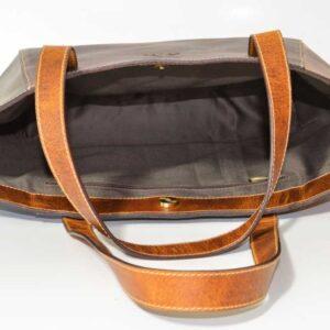 piękna torebka skórzana dla kobiet