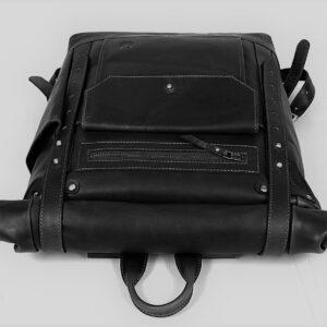 plecak skórzany worek premium