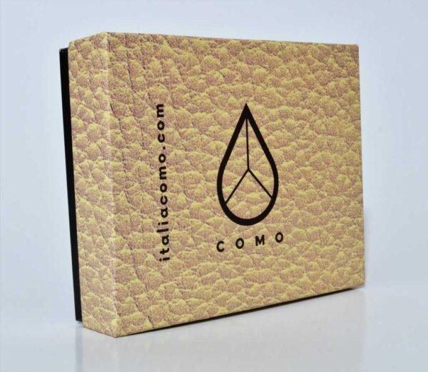portfel męski klasy Premium COMO