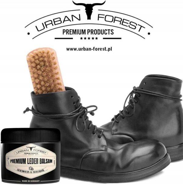 balsam URBAN FOREST balsam do konserwacji skór naturalnych