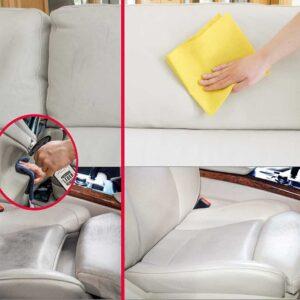 płyn do czyszczenia mebli i foteli skórzanych