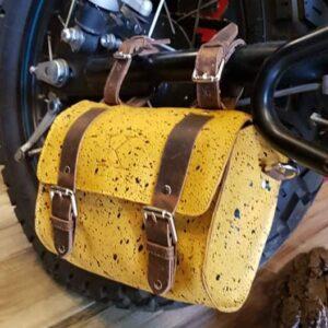sakwy skórzane motocyklowe